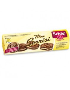 Schär Mini Sorrisi (biscotti) Confezione da 100 gr