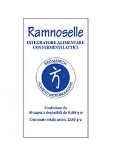 Ramnoselle Bromatech Integratore con Fermenti Lattici Confezione da 30 capsule deglutibili da 0,455 g