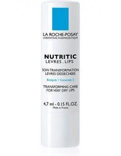 Nutritic Stick Labbra - La Roche Posay Stick da 4,7 ml