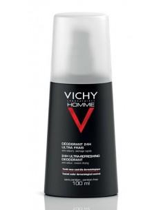 Vichy Homme Deodorante Vaporizzatore Ultra-Fresco Flacone spray 150 ml