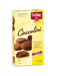 Schär Cioccolini (biscotti) Confezione da 150 gr