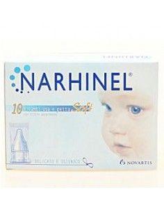 Narhinel ® Ricambi Soft usa e getta Confezione da 10 ricambi Soft usa e getta