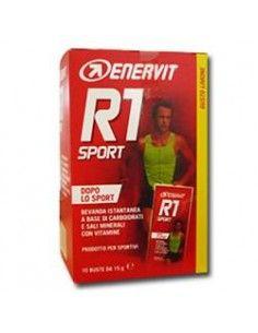 Enervit R1 Sport - Integratore Post Allenamento 10 buste da 15 gr