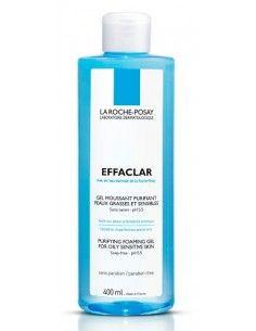 Effaclar Gel Purificante Pelle Grassa e Sensibile Tubo da 400 ml