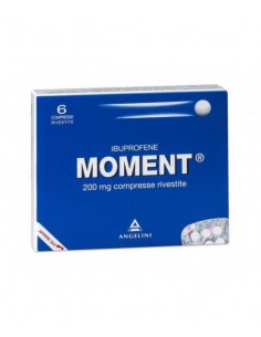 Moment 6 Compresse Rivestite 200 mg