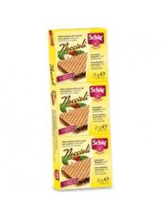 Schär Nocciolí  (wafers) - Confezione da 63 gr (3x 21gr)