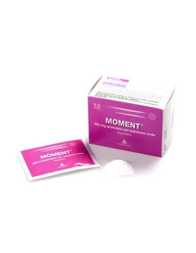 Moment Granulare 12 Bustine 200 mg