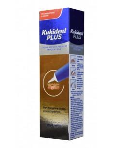 Kukident Plus Sigillo - Crema Adesiva Premium per dentiera Confezione da 40 g