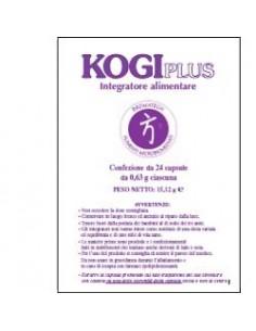 Kogi Plus - Integratore Alimentare confezione da 24 capsule da 0,63 g ciascuna