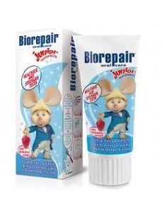 Dentifricio Biorepair Junior Topo Gigio Tubo da 50 ml