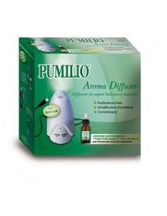 Pumilio Aroma Diffuser Diffusore di vapori balsamici naturali
