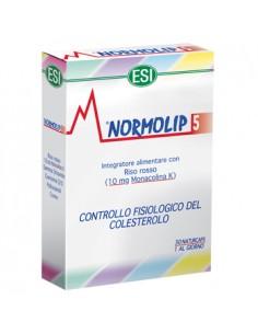 Normolip5 - Controllo Colesterolo Alto Confezione da 30 capsule