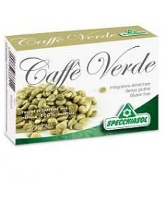 Specchiasol Caffè Verde Capsule Astuccio da 30 capsule vegetali
