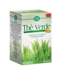Thè verde formula concentrata confezione da 60 capsule da 500mg