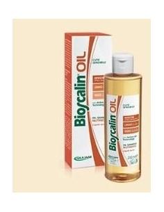 Bioscalin Oil - Olio Shampoo Nutriente per Capelli Secchi e Cute Sensibile Flacone da 200 ml