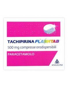 Tachipirina Flashtab 16 Compresse Orodispersibili da 500mg