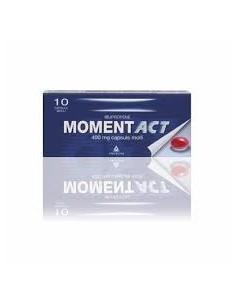 Momentact 10 Capsule Molli 400 mg