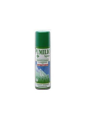 Pumilio Spray Igienizzante per ambienti Flacone spray da 200 ml