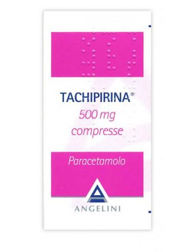 Tachipirina 20 Compresse 500 mg