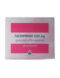Tachipirina Granulare Effervescente 20 Bustine 500 mg