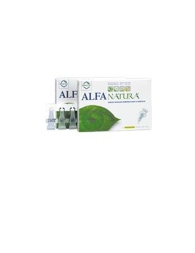 Alfa Natura - Gocce Oculari Rinfrescanti e Lenitive 10 flaconcini monodose sterili da 0,5 ml
