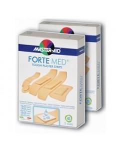 Master Aid Forte Med - Cerotti Elevata Protezione Confezione da 20 pezzi. 2 formati: medio e grande