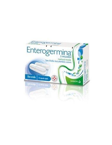 Enterogermina 12 Capsuleda 2 Miliardi