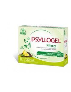 Psyllogel ® fibra 20 bustine Gusto Tè Limone