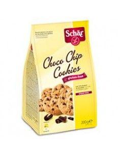 Schär Choco Chip Cookies (biscotti) - Confezione da 200 gr