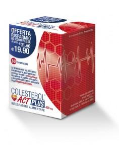 Colesterol Act Plus 400 mg - 60 compresse 60 compresse da 400 mg