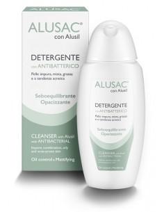 Alusac detergente Acne confezione da 125 ml