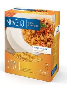 Mevalia Ditali Pasta Low Protein confezione da 500 g