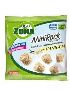 Enervit MiniRock VANIGLIA - 1 minipack monoporzione da 24 gr