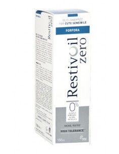 RestivOil Zero Olio-Shampoo Forfora Cute Sensibile Flacone da 150 ml