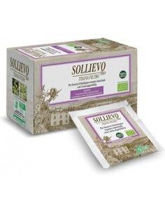 Sollievo Bio Tisana contro la Stitichezza Confezione da 20 bustine da 2,2 g