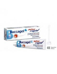 Buccagel Afte Rapid Gel Protettivo Tubetto da 10 ml