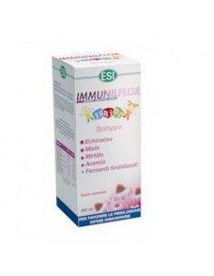 ESI Immunilflor Junior Sciroppo Flacone da 200 ml con tappo dosatore