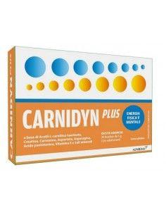 Carnidyn Plus 20 Buste da 5 g