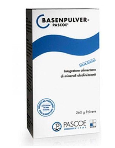 Basenpulver Pascoe - Integratore Alcalinizzante Sacchetto da 260 g di polvere