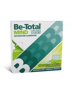 Be-Total Mind Plus – Mix Vitamine B per la Mente 20 bustine orosolubili da 2,5 g