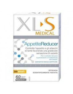 XL'S Appetite Reducer 60 capsule a base di Redusure in blister