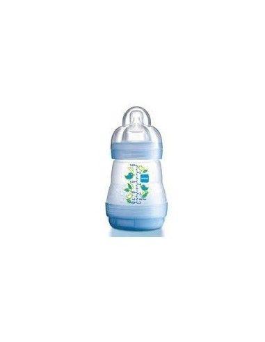 MAM First Bottle Anti-colic Biberon 1 biberon da 130 ml - misura 1 – flusso lento (0+ mesi)
