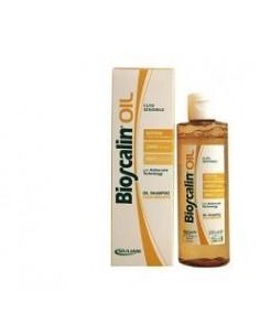 Bioscalin Oil - Olio Shampoo Sebo Equilibrante Flacone da 200 ml