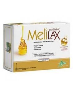Melilax Pediatric - Microclisma con Promelaxin ® 6 microclismi monouso da 5 g ciascuno