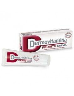 Dermovitamina Prurito Crema Tubo da 30 ml