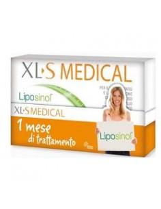 XL-S Medical Liposinol + Vitamine Confezione da 180 compresse (1 mese di trattamento)