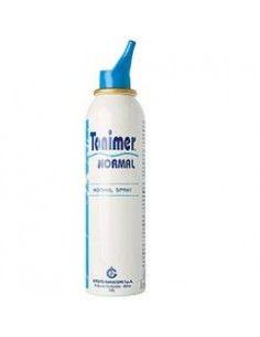 Tonimer Normal Spray - Getto Normale Flacone da 125 ml con Erogatore