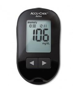 Accu-Chek ® Aviva Glucometro Misuratore di glicemia Glucometro e pungidito