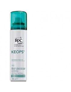 Roc Keops Deodorante Spray Secco Flacone spray da 150 ml
