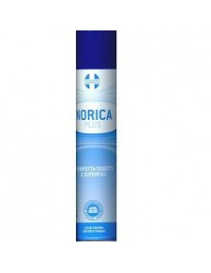 NORICA PLUS - Spray Disinfettante Ambientale Casa Bomboletta spray da 300 ml